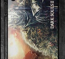 Dark souls 2 ipad cover by ItzVenom