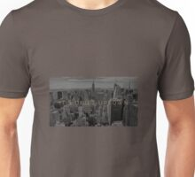 It's Quiet Uptown- Hamilton  Unisex T-Shirt
