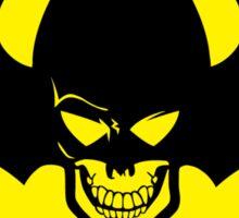 BatSkull Sticker