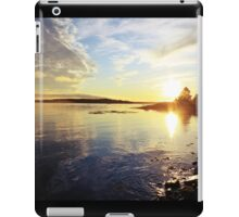 Sunset over the Ocean iPad Case/Skin