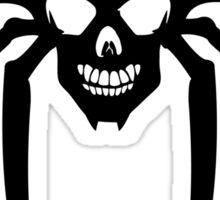 SpiderSkull Sticker