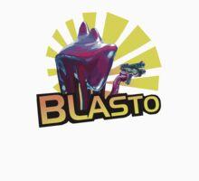 Mass Effect - BLASTO  by Kmoonleaf