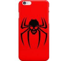 SpiderSkull iPhone Case/Skin
