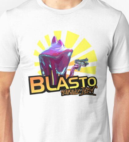 Mass Effect - BLASTO w/quote  Unisex T-Shirt
