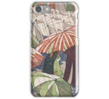 Wet Afternoon iPhone Case/Skin