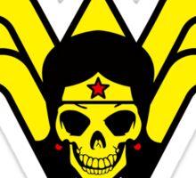 WonderSkull Sticker