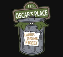 Oscar's Place by JRBERGER