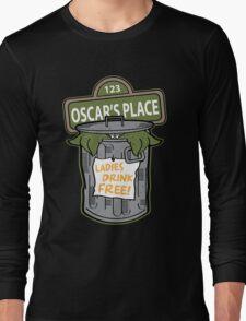 Oscar's Place Long Sleeve T-Shirt