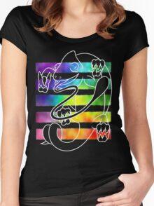 Spectrumeleon Women's Fitted Scoop T-Shirt