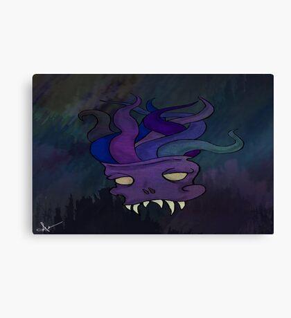 Crazy. Canvas Print