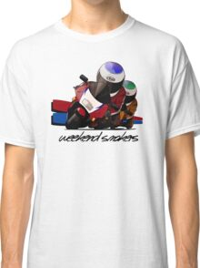 Weekend Smokers Classic T-Shirt