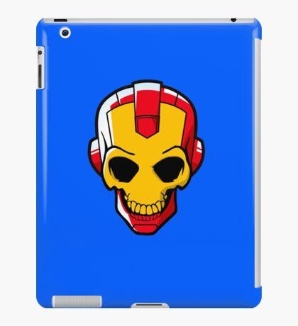 Iron Skull iPad Case/Skin