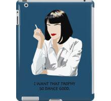 dance good iPad Case/Skin