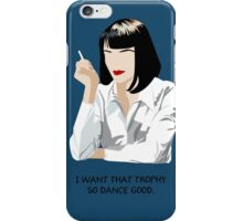 dance good iPhone Case/Skin