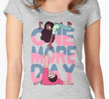 more day Women's Fitted Scoop T-Shirt