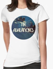 The Avalanches Womens Fitted T-Shirt