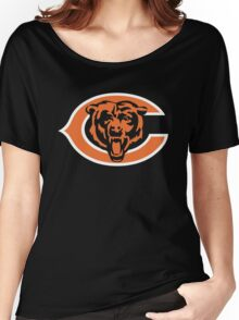 chicago bears Women's Relaxed Fit T-Shirt