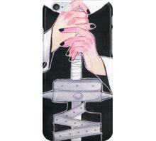 Bruised Knuckles iPhone Case/Skin