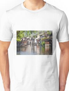 Cleaning the Canal Unisex T-Shirt