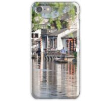 Cleaning the Canal iPhone Case/Skin