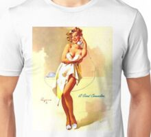 Gil Elvgren Appreciation T-Shirt no. 01 Unisex T-Shirt
