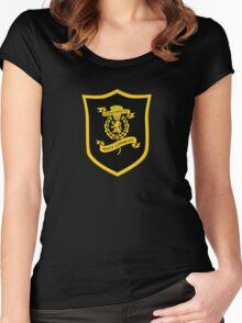 Livingston FC Badge Women's Fitted Scoop T-Shirt