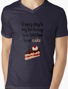 Borgore Mens V-Neck T-Shirt