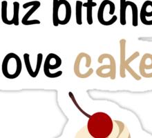 Borgore Sticker