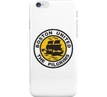 Boston United Badge iPhone Case/Skin
