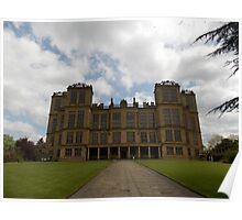 National Trust Hardwick Hall Poster