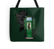 two hundred and twenty one B Baker Street Tote Bag