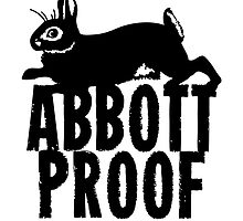 Abbott Proof Card & Prints by M  Bianchi