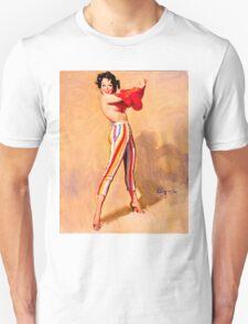 Gil Elvgren Appreciation T-Shirt no. 06 T-Shirt