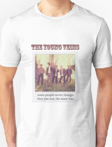 The Young Veins Merchandise T-Shirt