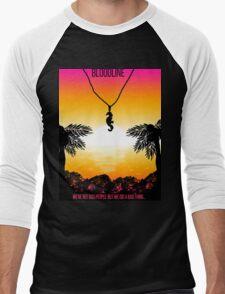 Bloodline Sunset  Men's Baseball ¾ T-Shirt