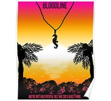 Bloodline Sunset  Poster