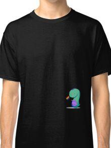 Gay Pride Dino Classic T-Shirt