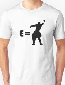 E= Mc Hammer  T-Shirt