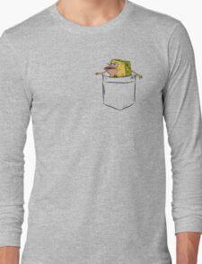 Primitivie SpongeBob Pocket Tee Long Sleeve T-Shirt