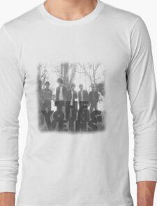 The young veins merch (white) Long Sleeve T-Shirt