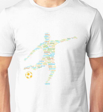 lets kick Unisex T-Shirt