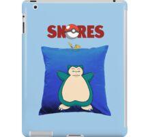 Snorlax Jaws Mashup iPad Case/Skin