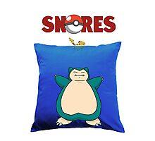 Snorlax Jaws Mashup Photographic Print