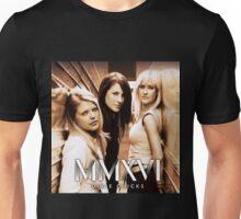 dixie chicks mmxvi gold 2016 Unisex T-Shirt