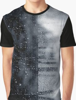 rain abstract Graphic T-Shirt