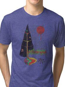 Holy Mountain Tri-blend T-Shirt