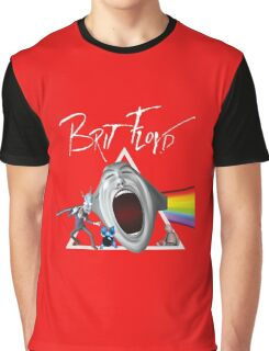 Brit Floyd Pink Floyd Album Concert Tour 2 Graphic T-Shirt
