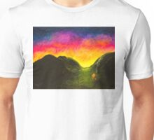 Sunset Valley Unisex T-Shirt