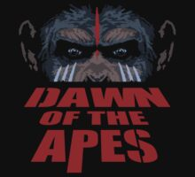 Dawn Of The Apes by Baznet