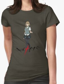 maki Womens Fitted T-Shirt